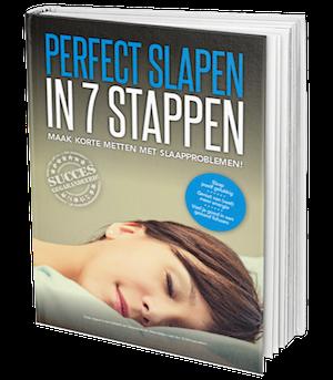 Perfect-Slapen-in-7-Stappen boek