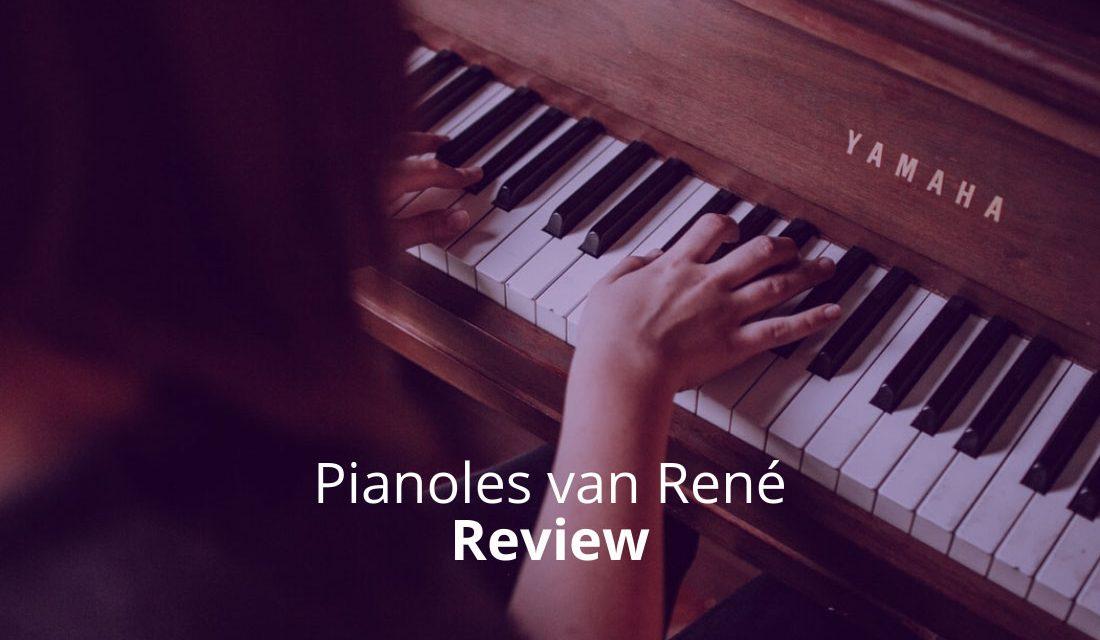 Pianoles Van René: Review & Ervaringen [2021] [Nadelen & Voordelen]