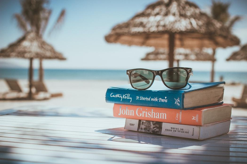 beste boeken voor op vakantie
