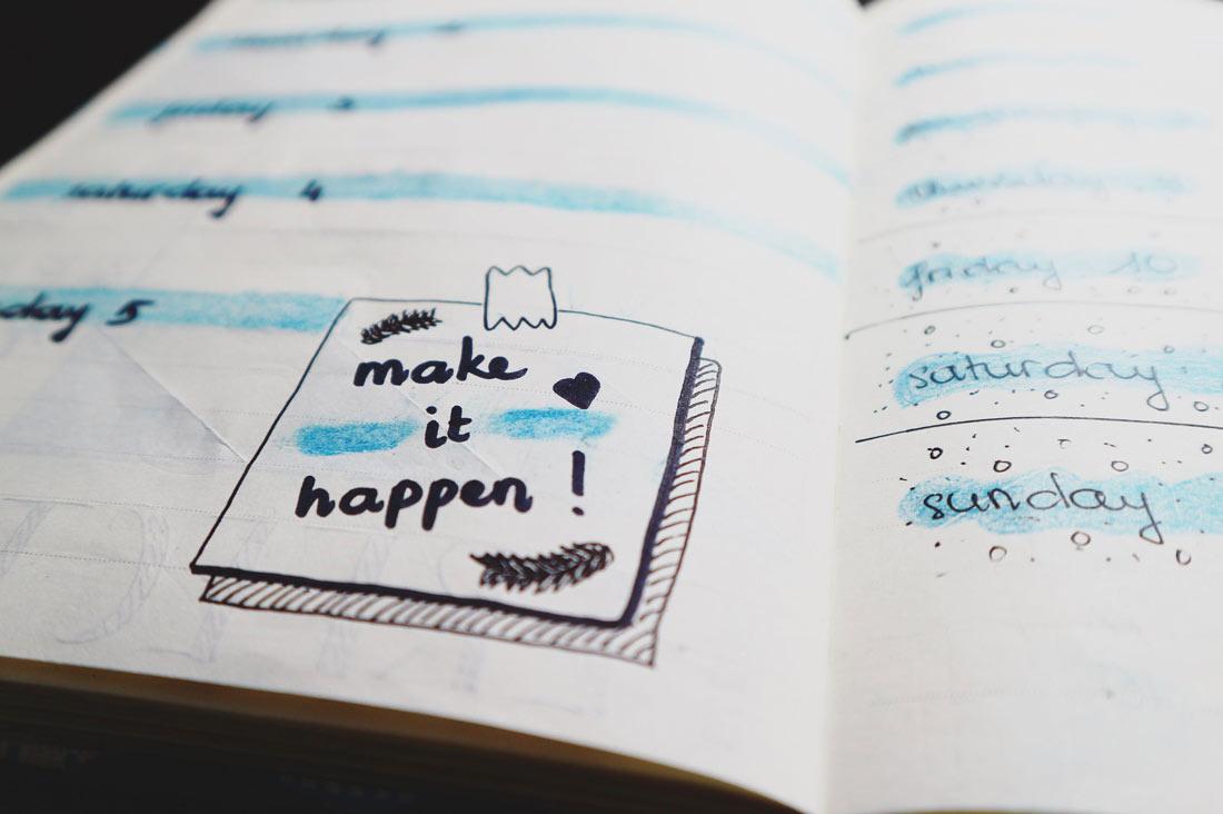 Dagboek Bijhouden: Voorbeeld & Format [5 Minute Journal]