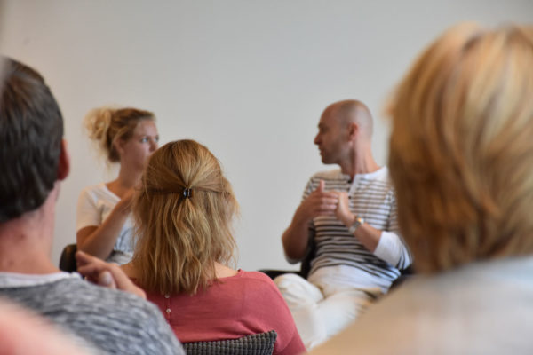 NLP Cursus of Training bij UNLP