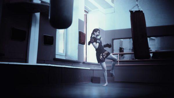 boxen voor woede