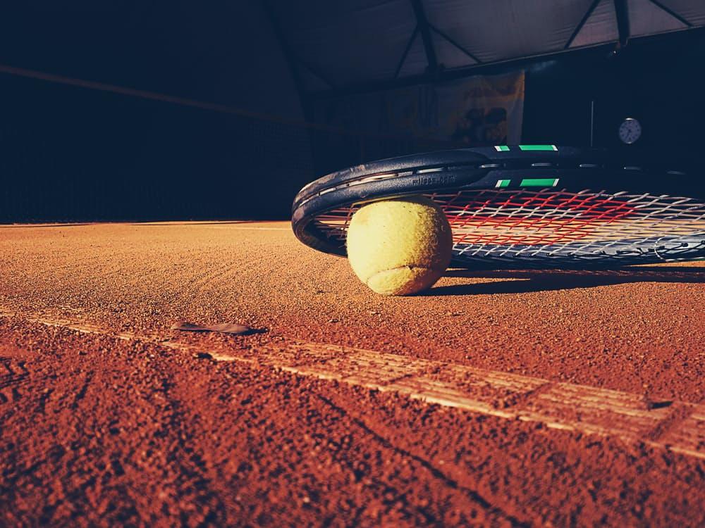 tennis woede