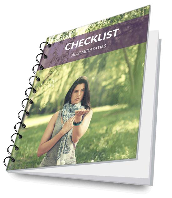 checklist-meditaties