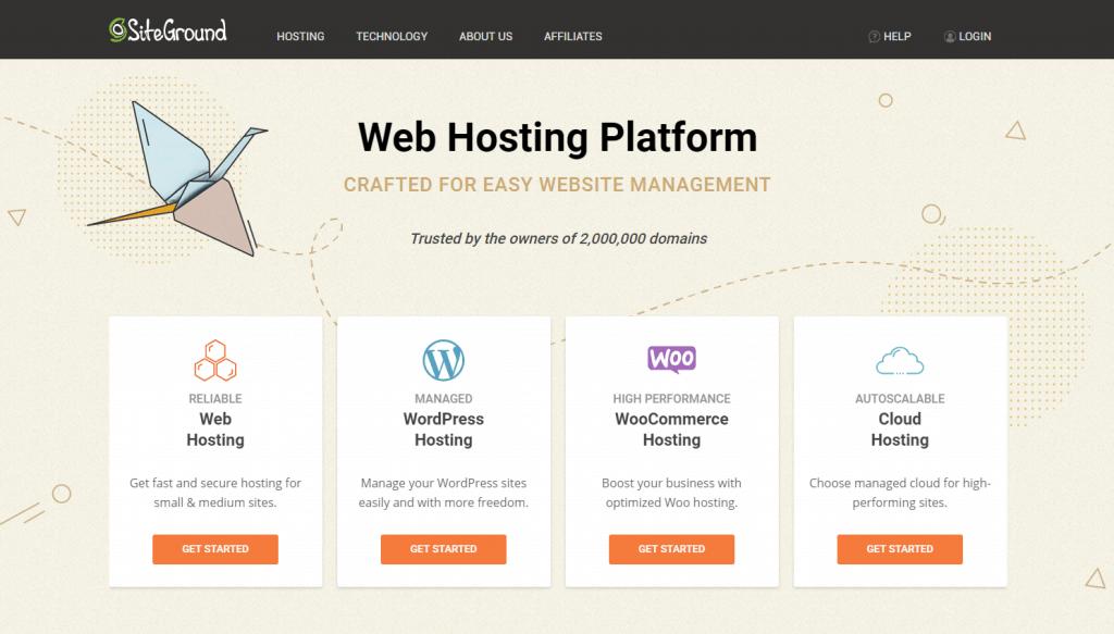 beste wordpress hosting review