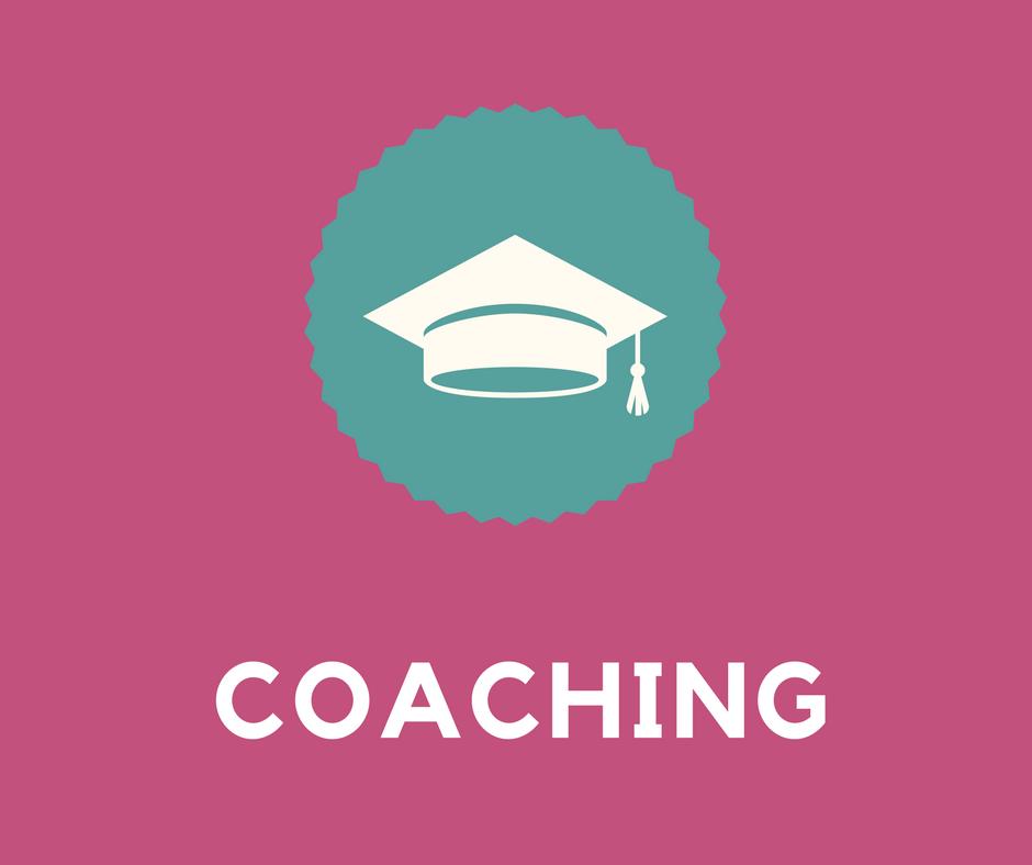 Inschrijving voor coaching