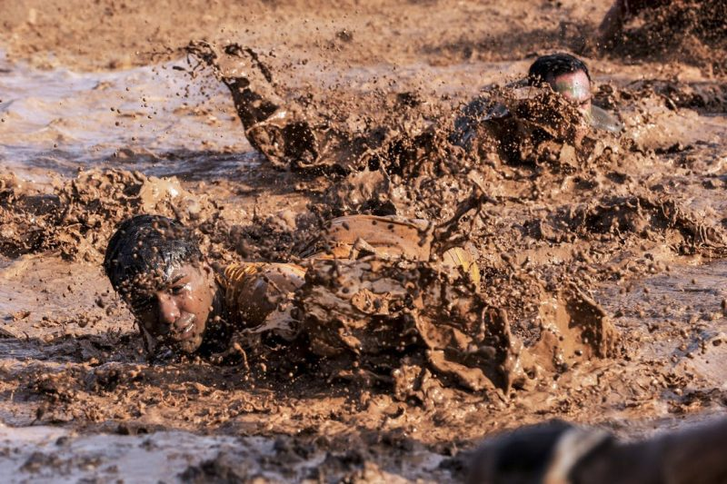date idee mud run