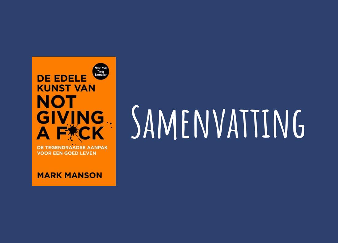 Samenvatting-edele-kunst-van-not-giving