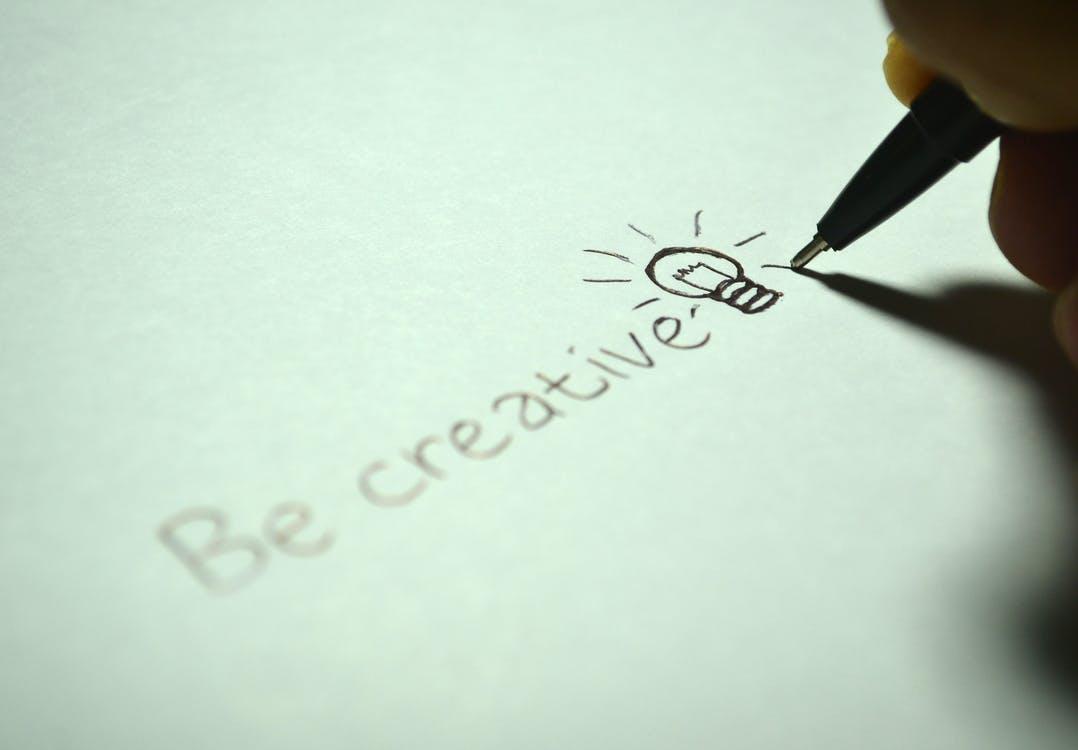 hoe ben je creatiever