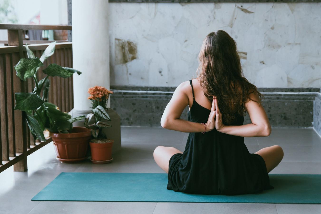 thuis yoga leren beginners