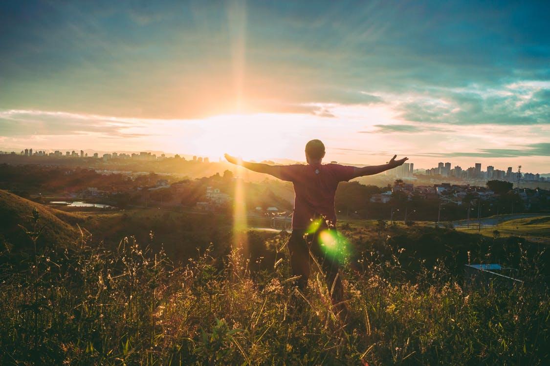 vrijheid in je leven