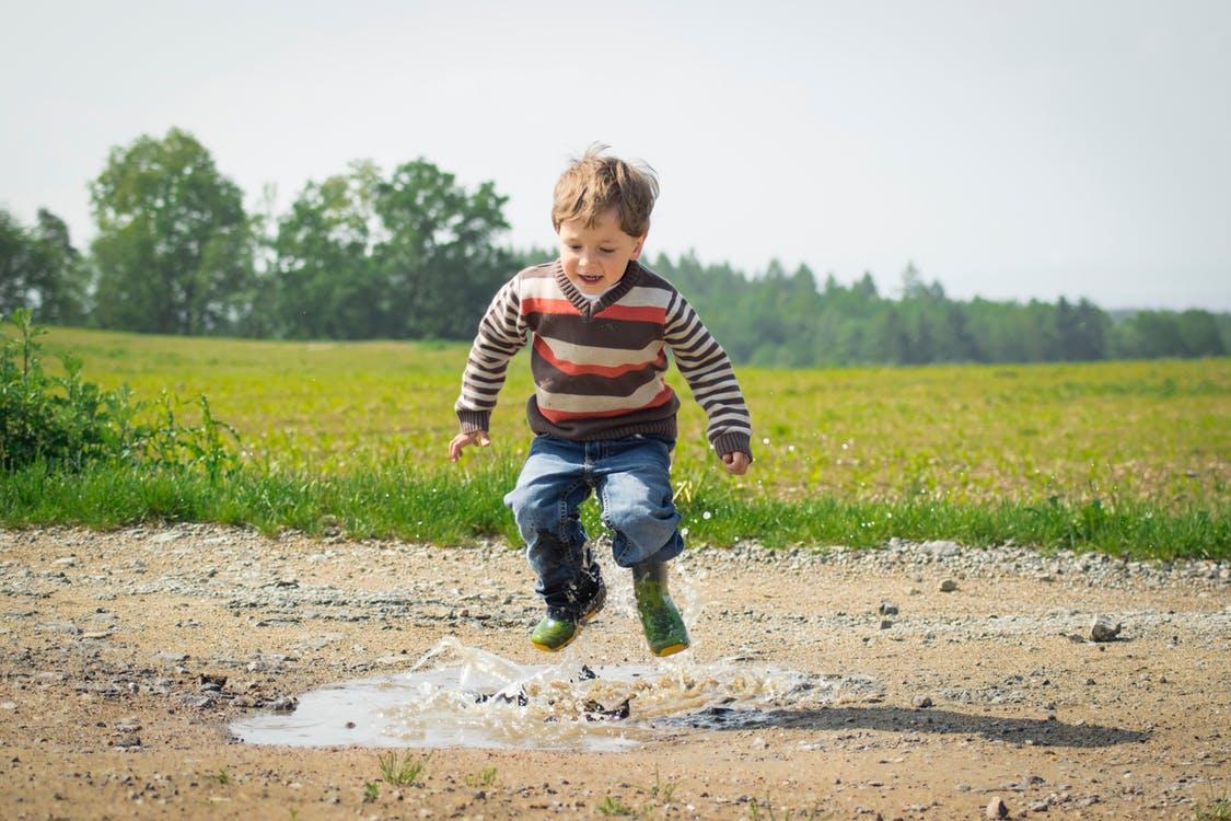kinderen laten bewegen opvoeding