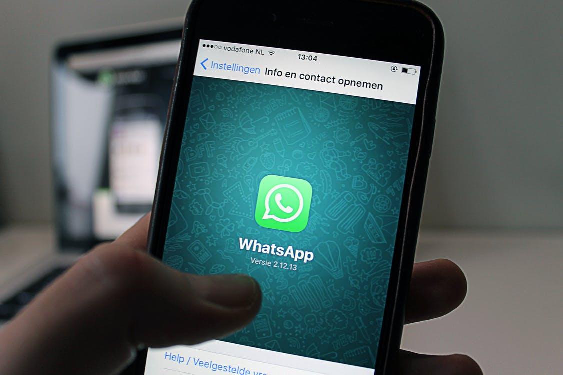 whatsapp flirten versieren