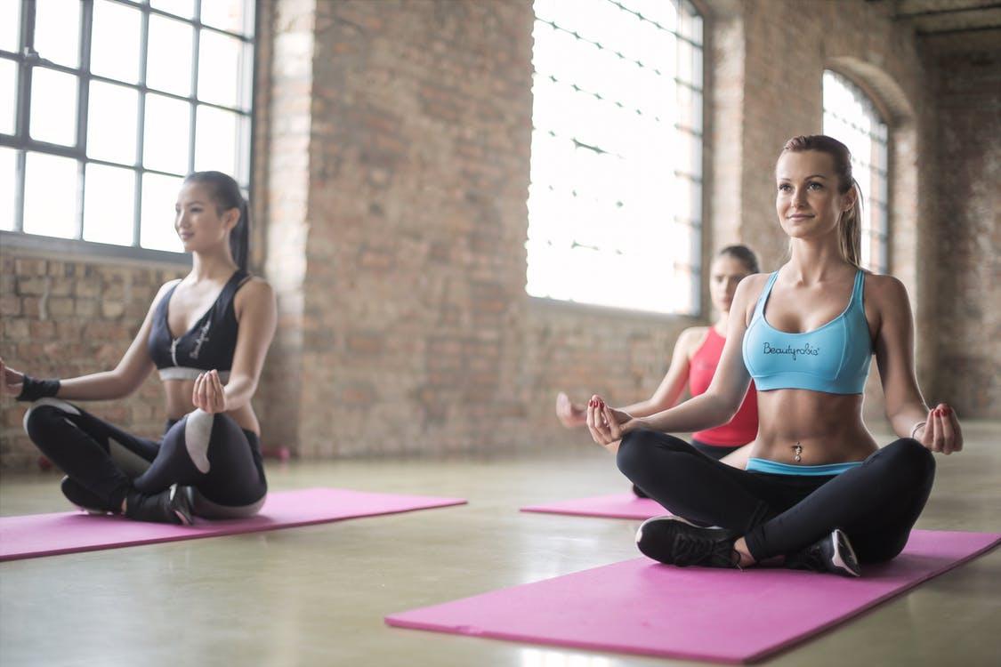 yoga spiritueel materialisme