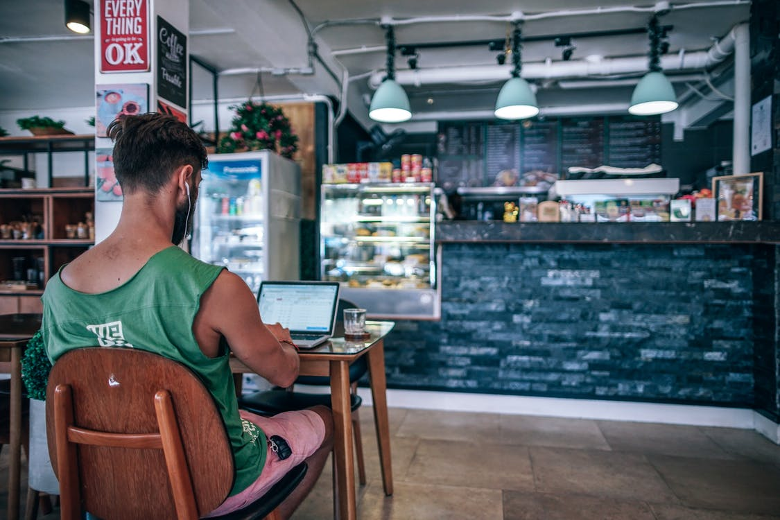 digitale nomade banen