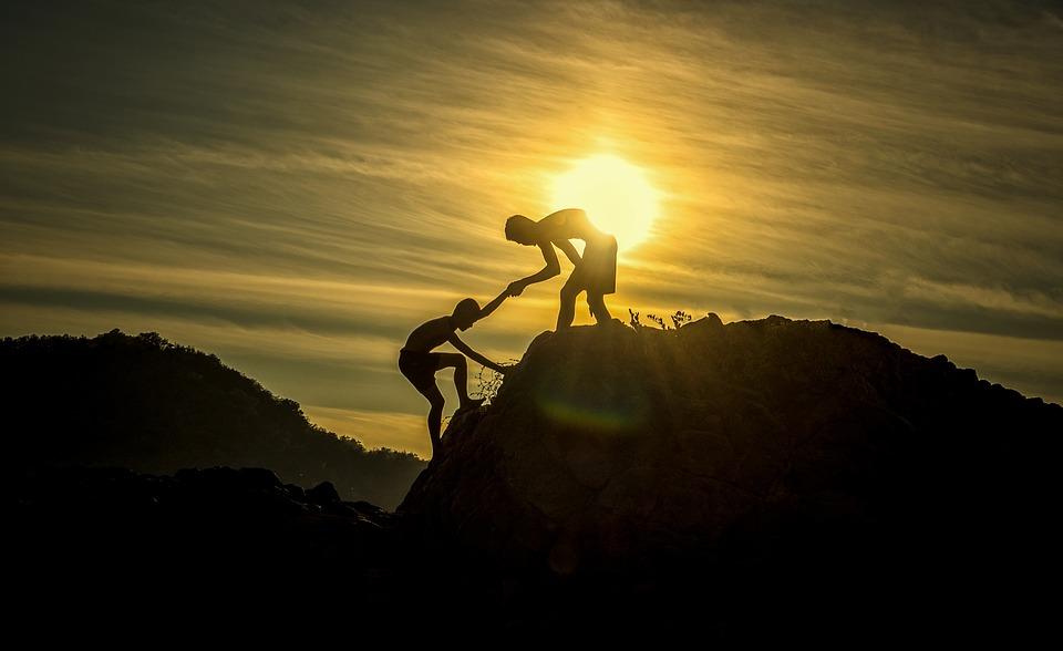 geef juist validatie aan anderen