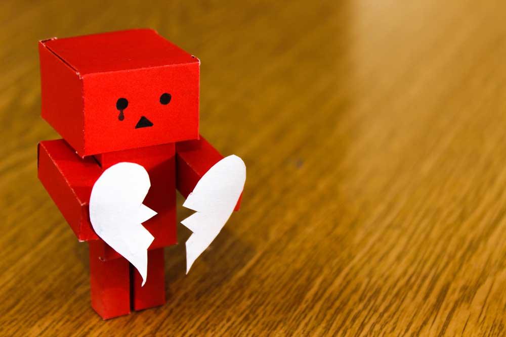 Liefdesverdriet Verwerken & Gebroken Hart-Syndroom [Teksten & Hulp]