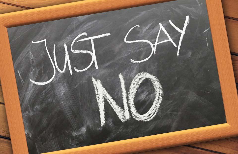 nee-zeggen-afwijzen