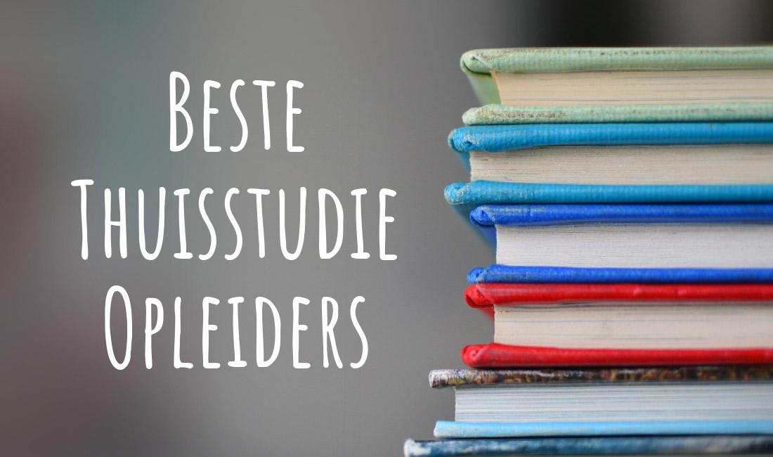 Online Studie Volgen? Dit Is De Beste Thuisstudie [Ook Goedkoop]