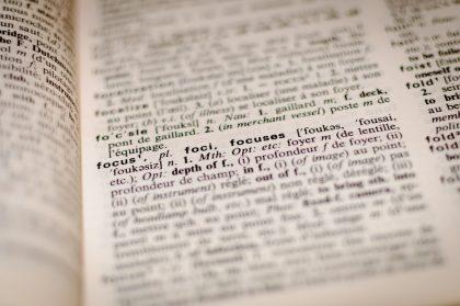 nlp termen betekenis