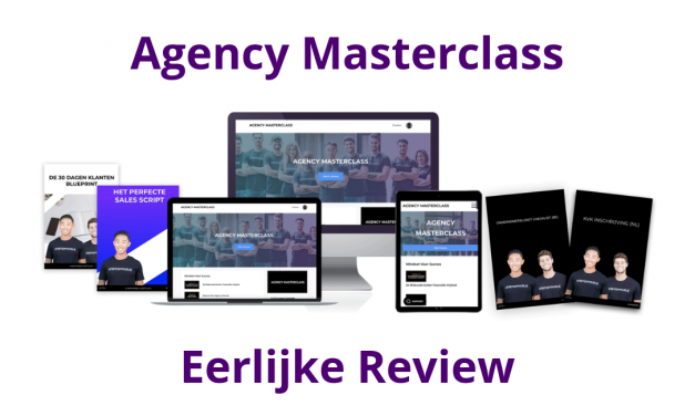 [Scam?] Agency Masterclass Mitchell Weijerman Review/Ervaringen