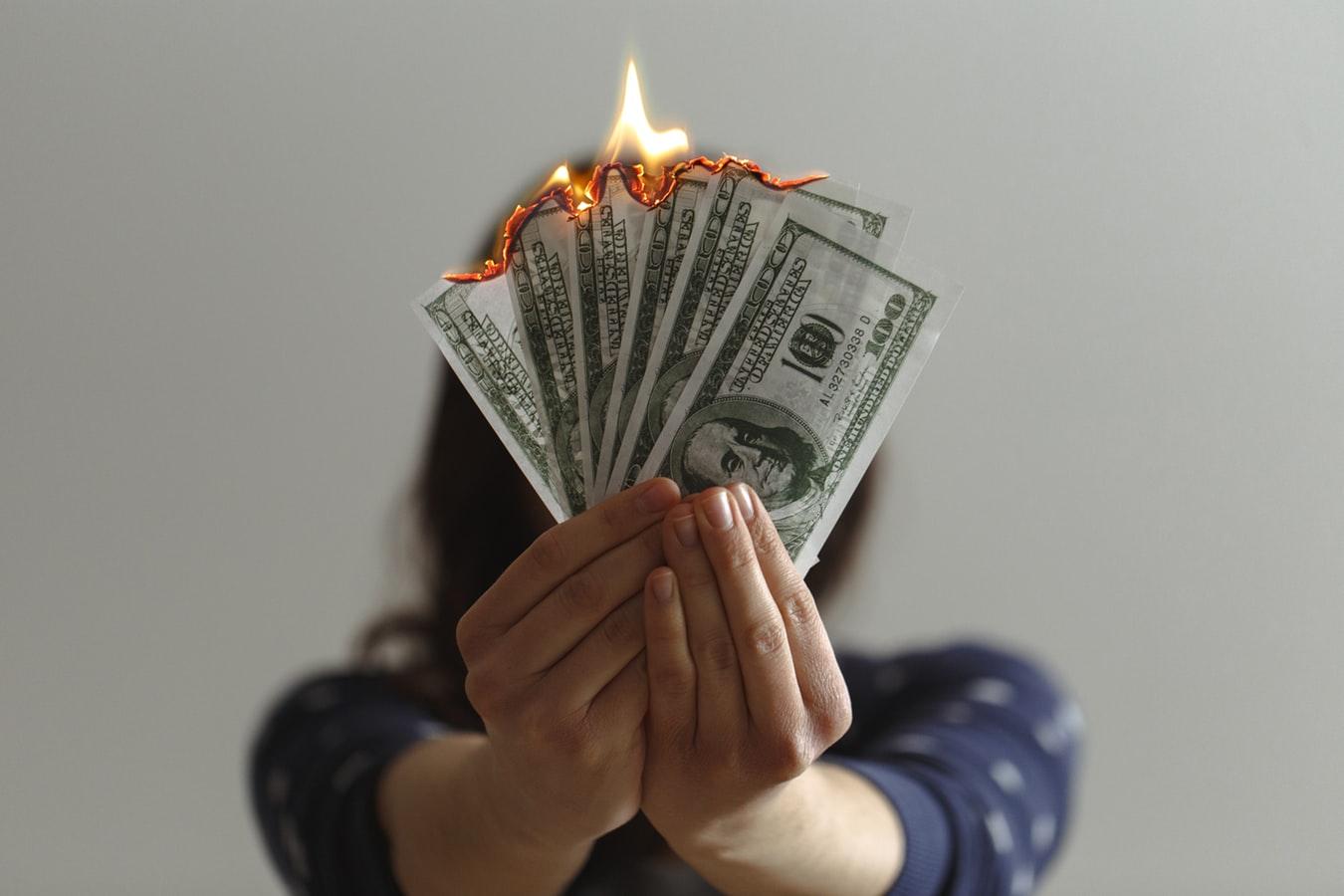 geld maakt niet gelukkig