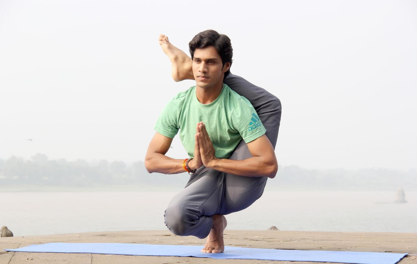 yoga kleding kopen heren
