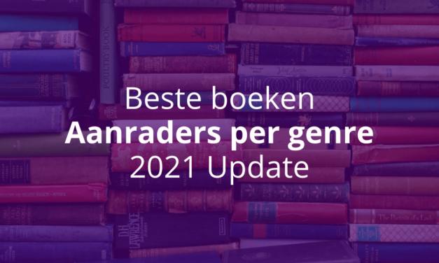 Beste Boeken: Top 10 Aanraders Per Genre [2021 Update]