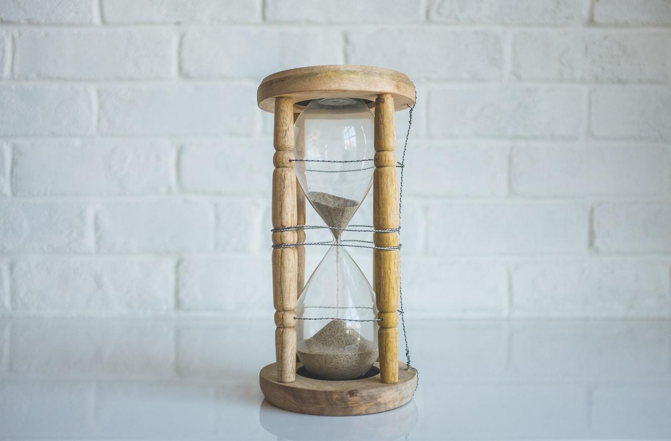tijd is kostbaar artikel
