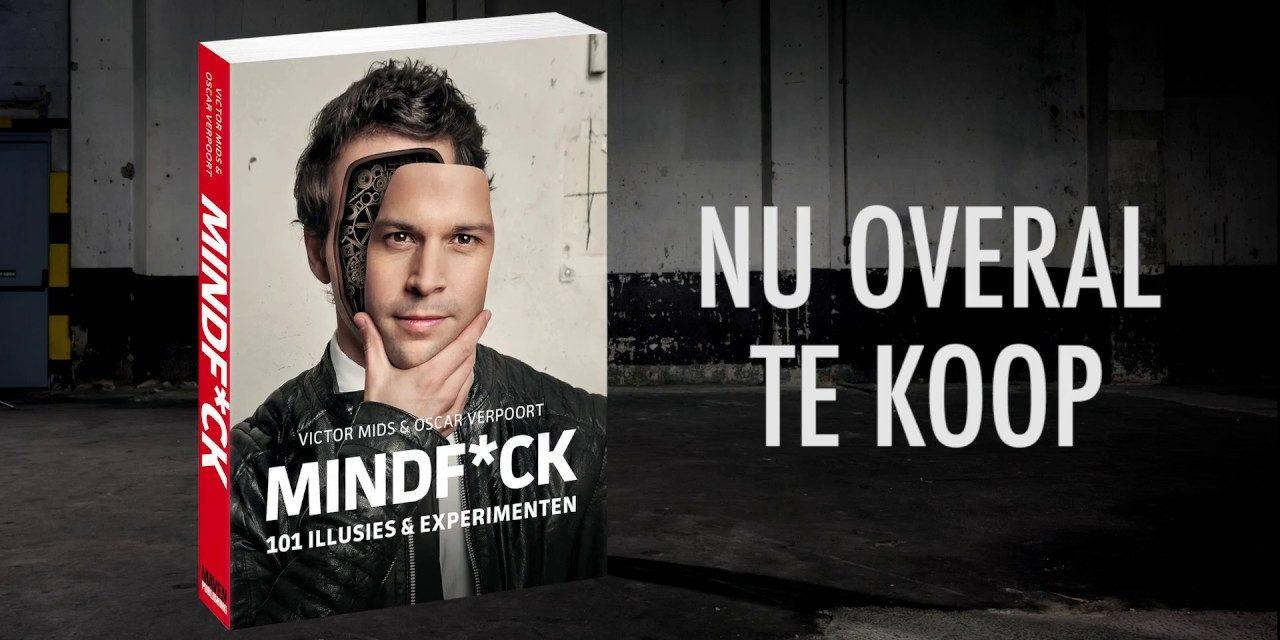 Mindf*ck Boeken Victor Mids: Mega Interessant!