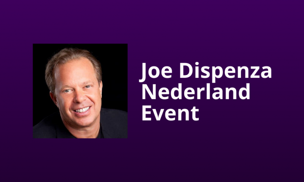 Joe Dispenza: Events voor Nederland, Info & Boeken [2020]