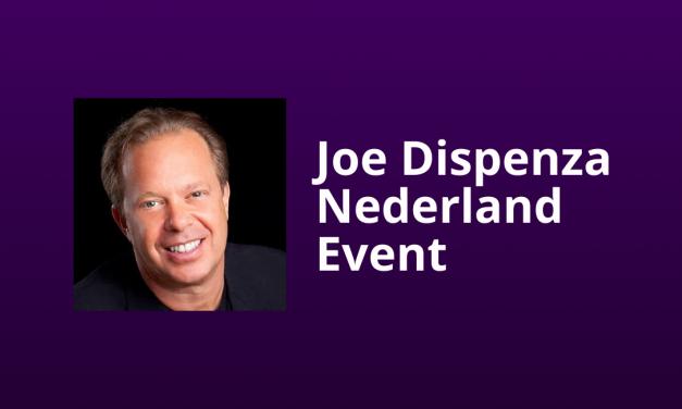 Joe Dispenza: Events voor Nederland, Info & Boeken [2021]