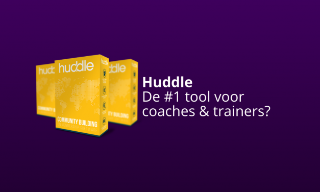 Huddle (IMU) Review & Ervaringen: #1 Online Training & Community Tool?
