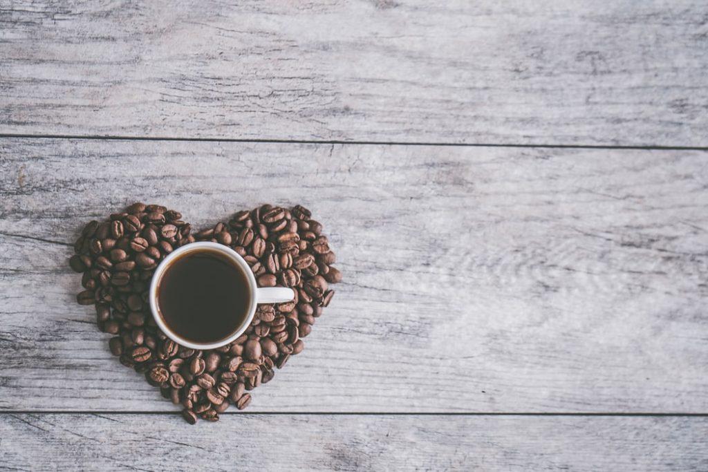 minder koffie beter slapen