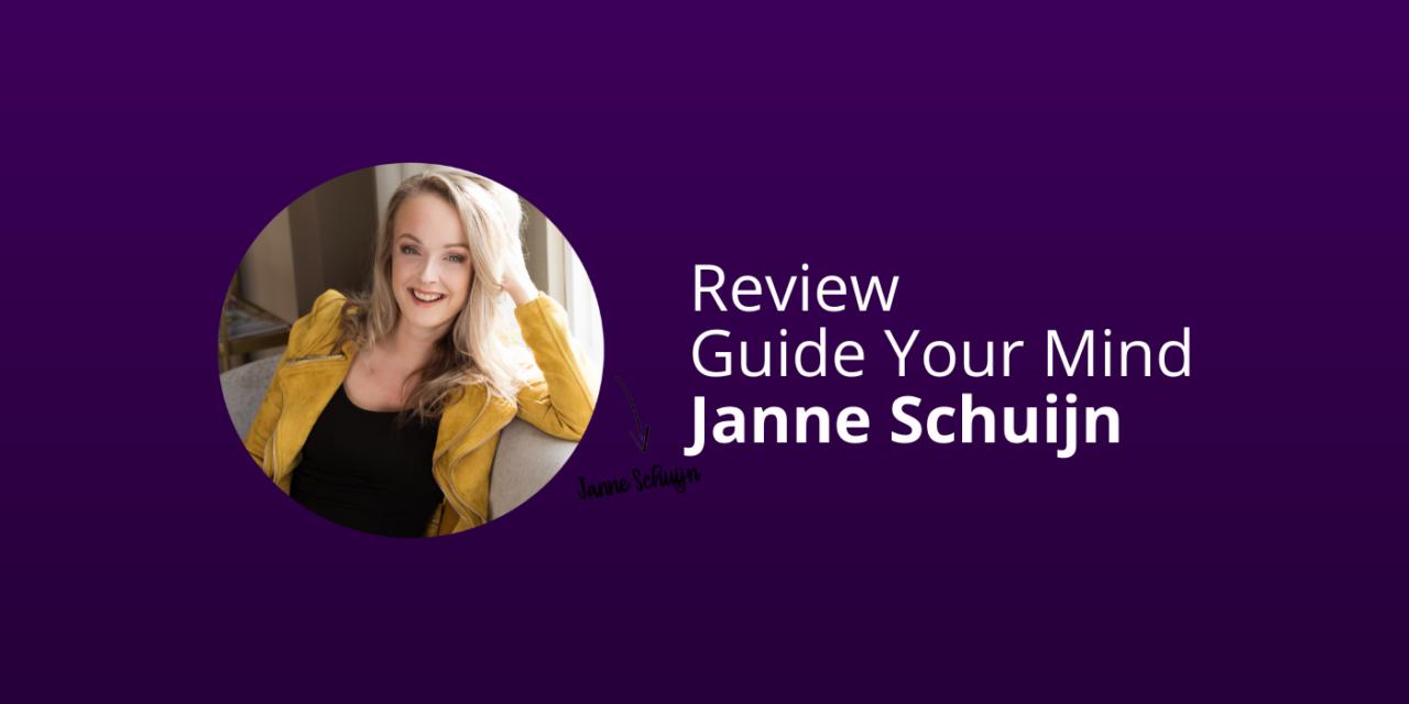Guide Your Mind Van Janne Schuijn [Review 2020]
