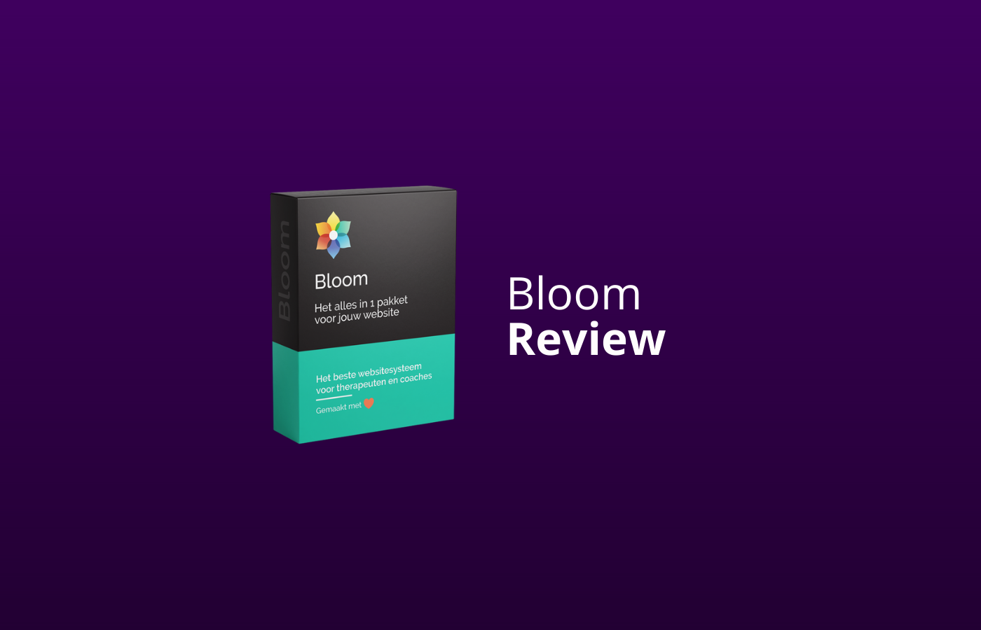bloom website therapeuten coaches review