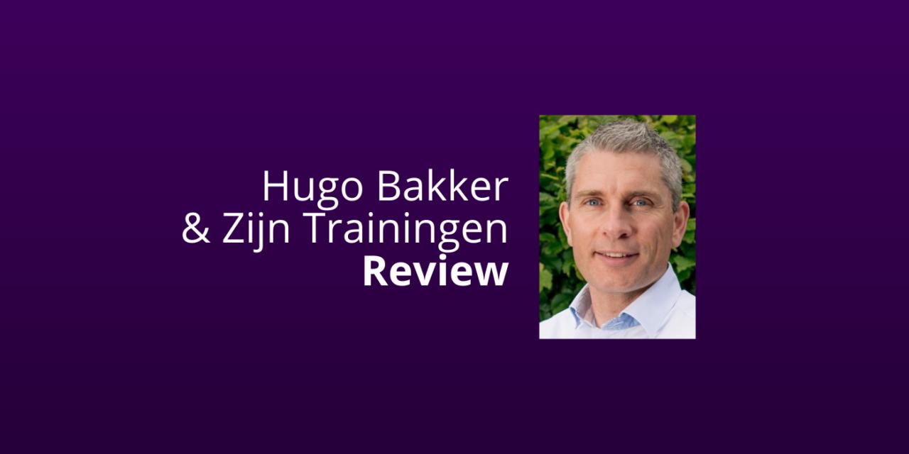 Hugo Bakker's Online Trainers Revolutie [Review 2020]