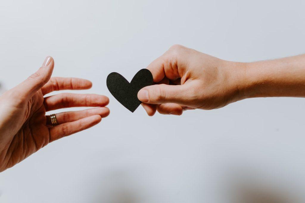 liefde zonder voorwaarden