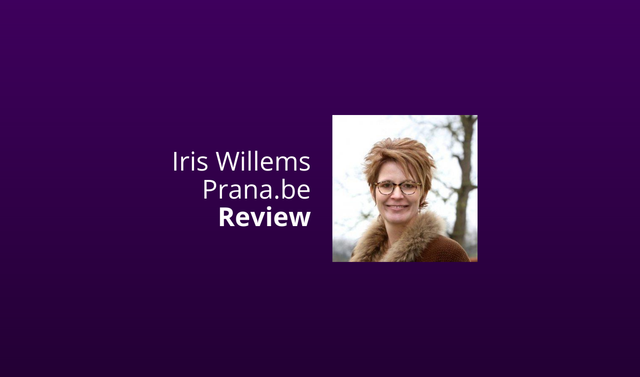 prana iris willems review