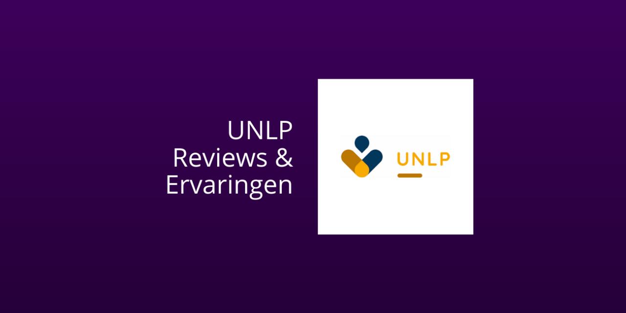 UNLP Reviews & Ervaringen [2021 Update] [Betrouwbaar?]