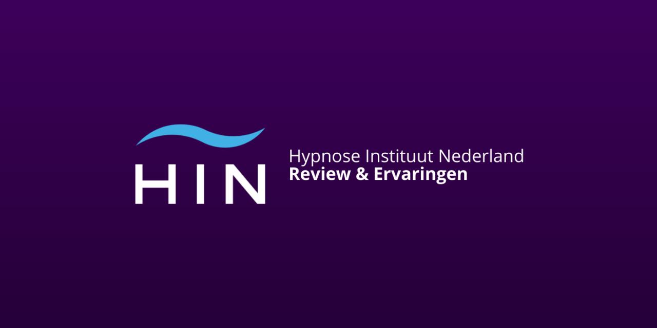 Hypnose Instituut Nederland Ervaringen & Review [2020]