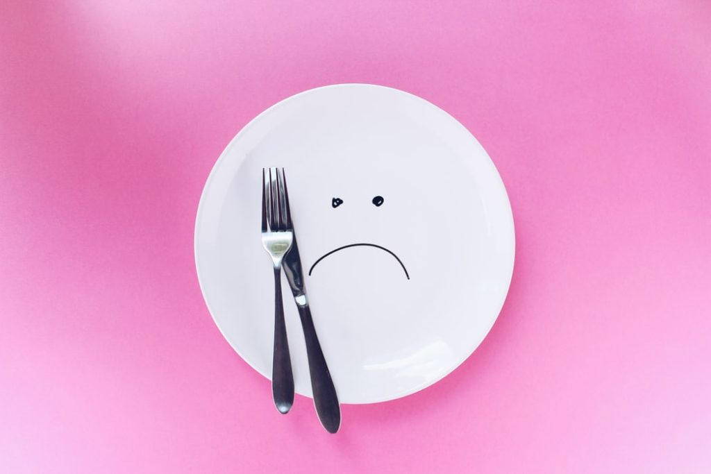 beter in je vel met eten