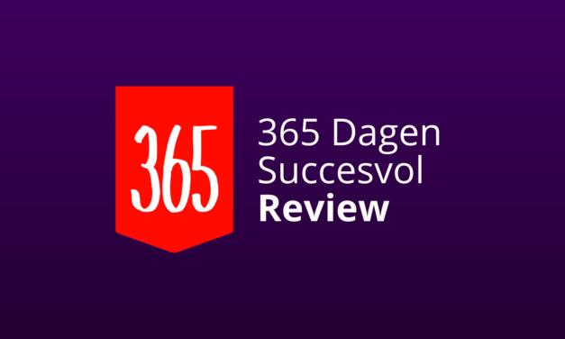 365 Dagen Succesvol Review & Ervaringen [2021] [Zinvol?]
