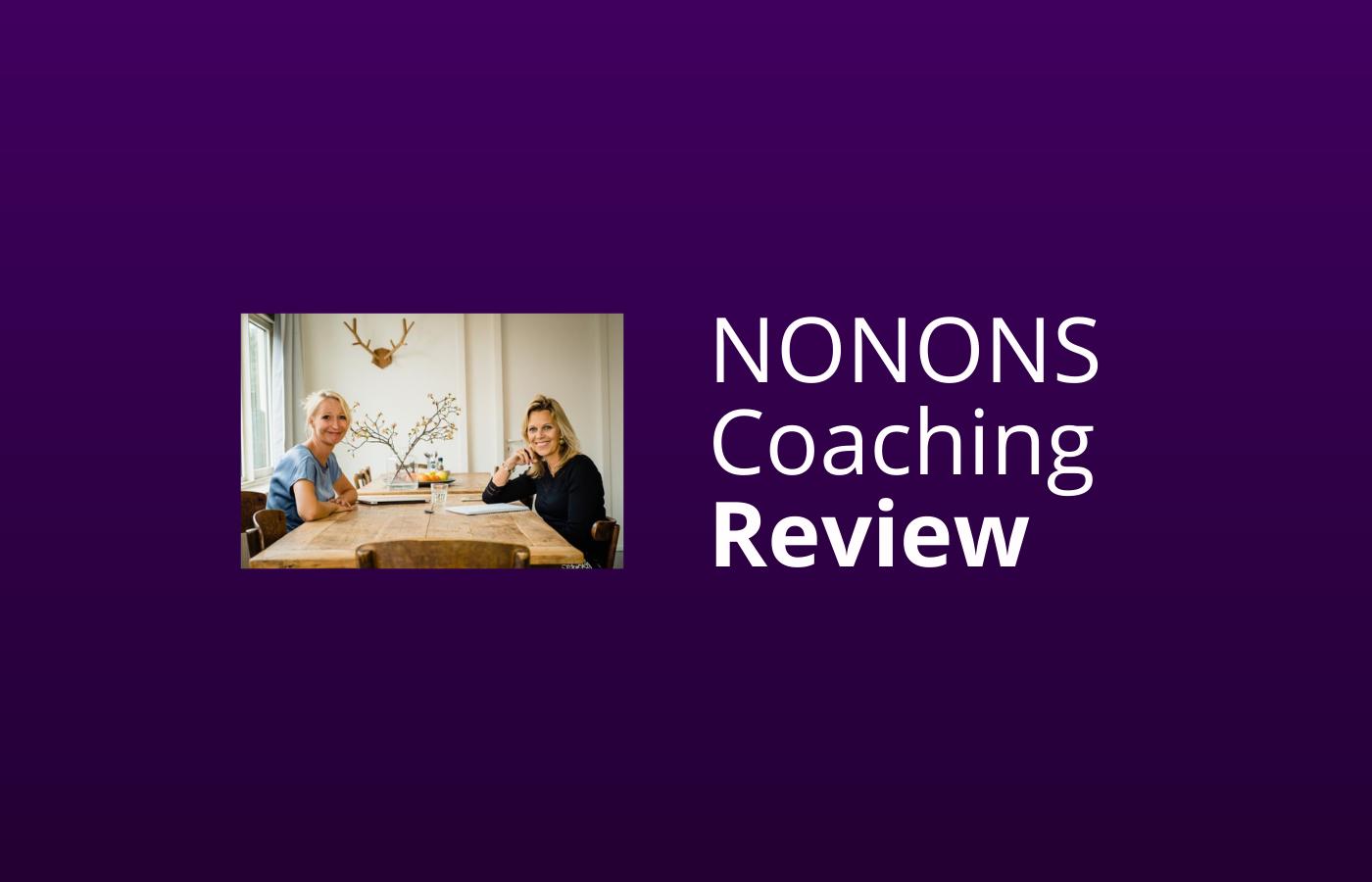 nonons review en ervaringen